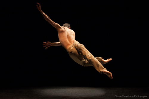 Simon Tomkinson photographer Dancer Jonathan Goddard of the New Movement Collective Association of Photographers Awards